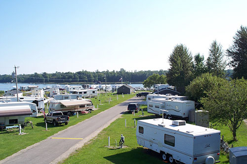 RV Park And Campgrounds In Cedarville MI